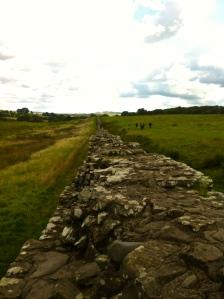 Hadrian's Wall (again)!