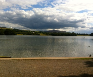 Talkin Tarn - views to inspire poetry!