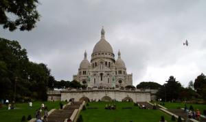 The Sacre Coeur - 'sacred heart'