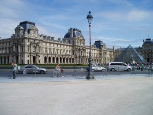 The Louvre (of course)!